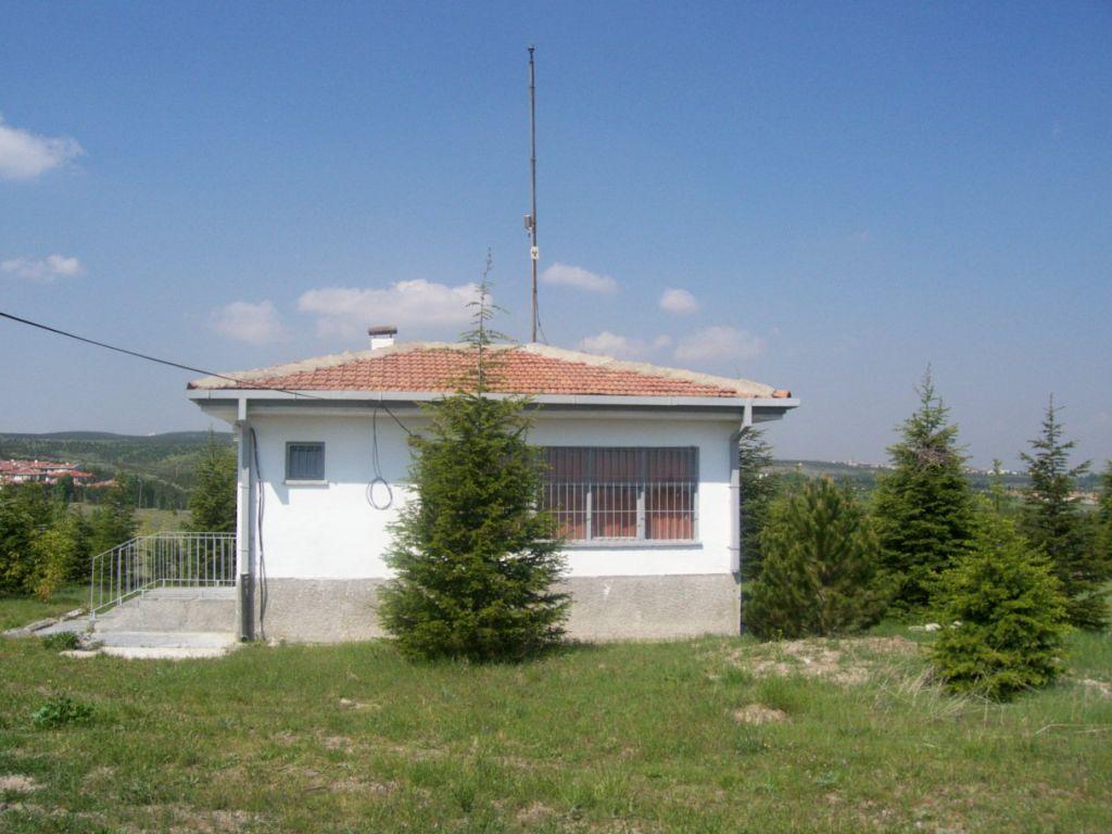 building 'Ankara Sabit GPS Istasyonu'.