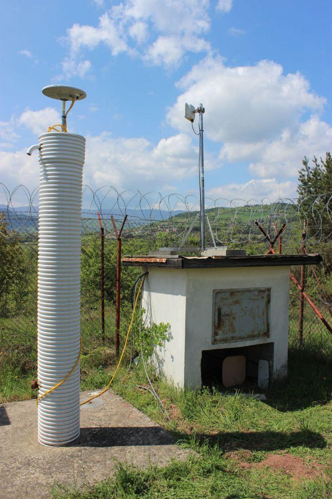 Antenna: TRM115000.00 NONE, S/N: 6123121898 (24.04.2018 - 12.11.2018)