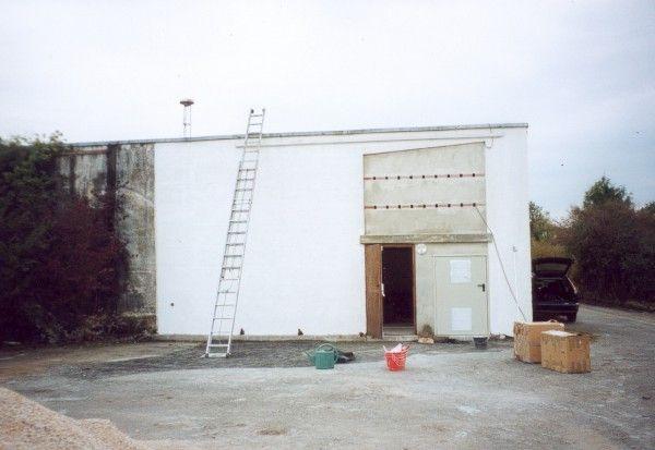 antenna building.