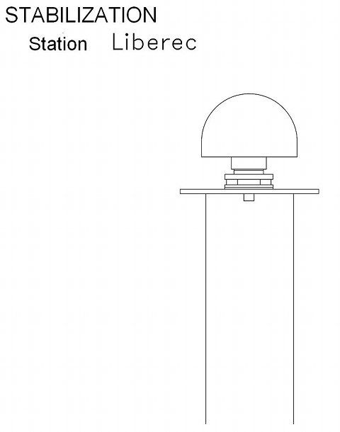 sketch of CLIB mounting.
