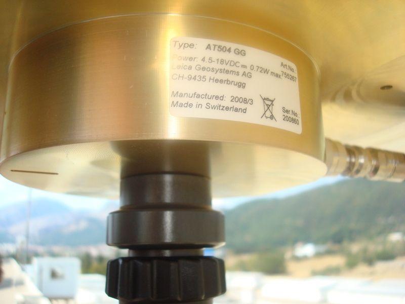 the choke ring antenna manufacturer information.