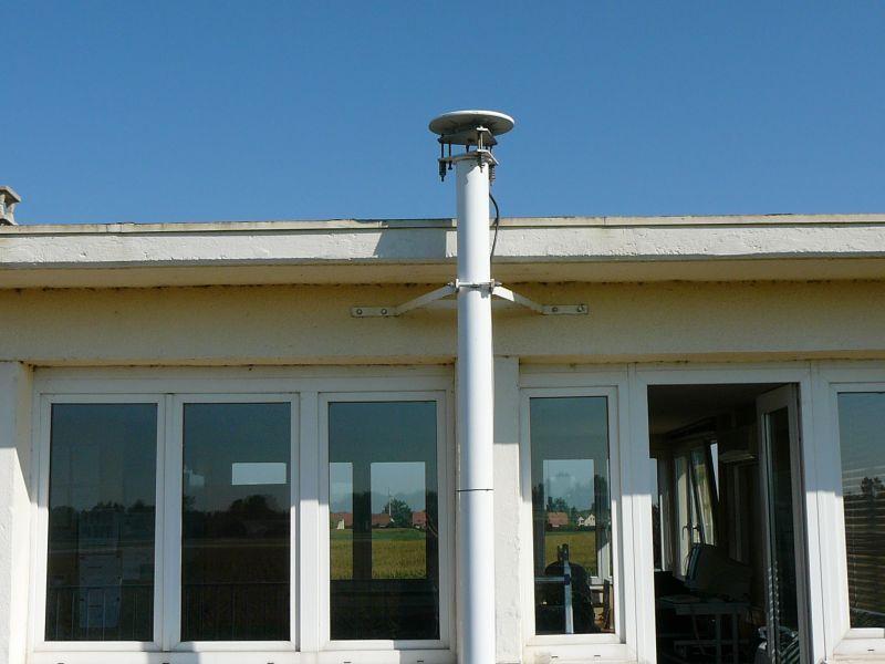 antenna view.