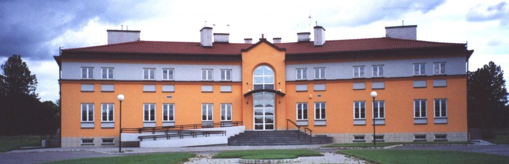 Observatory building. The GPS antenna and meteo set are located on thr roof of building.