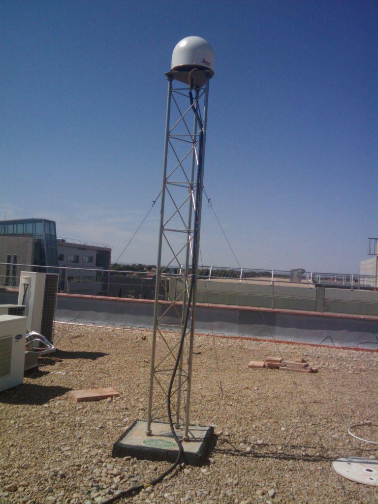 Antenna GNSS