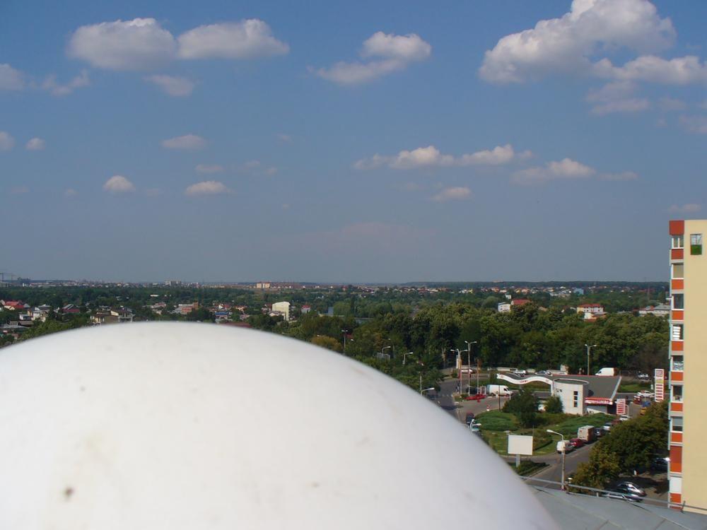 North horizon view.