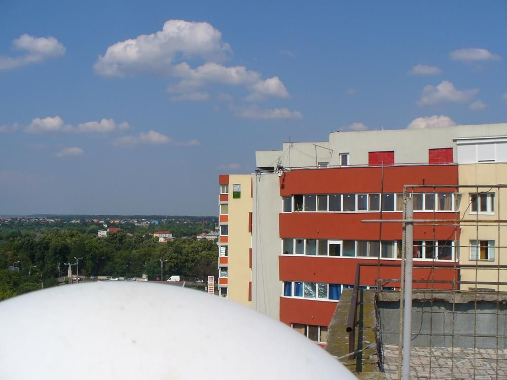 North-East horizon view.