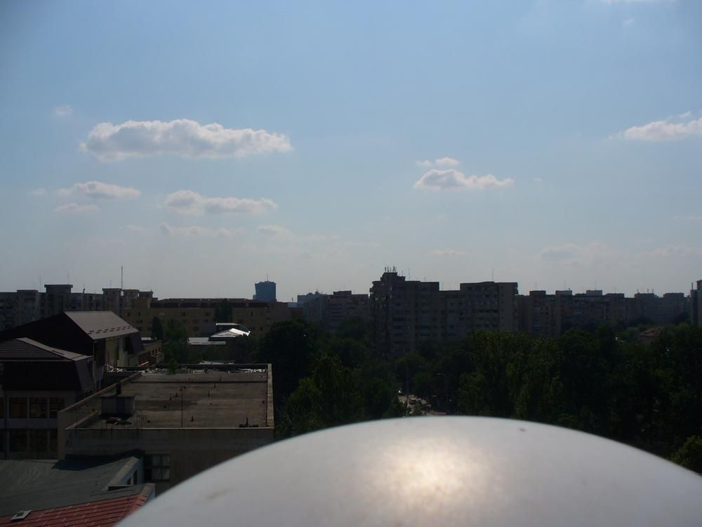 West horizon view.