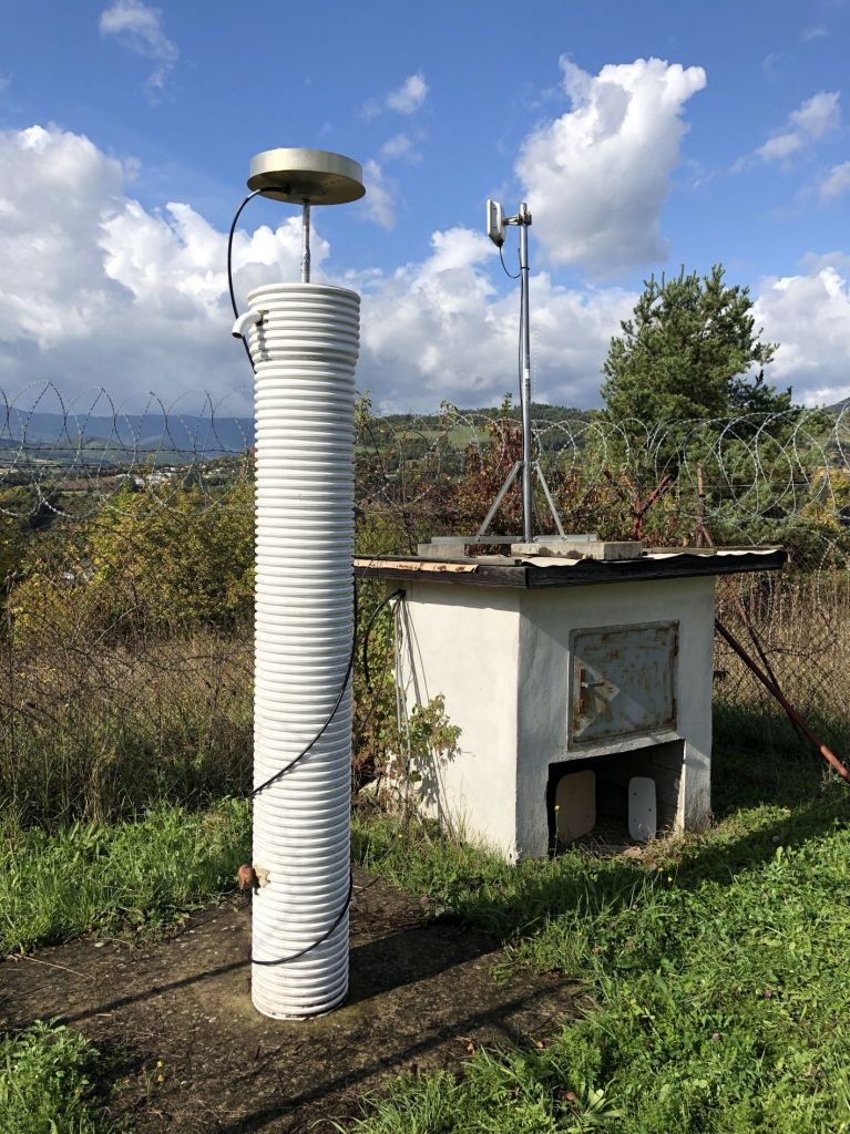 Antenna: TRM59800.00 NONE, S/N: 5222354502 (since 12.11.2018)
