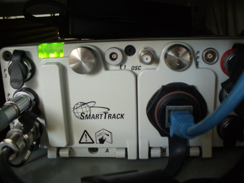 GNSS Receiver Leica GRX1200GGpro.