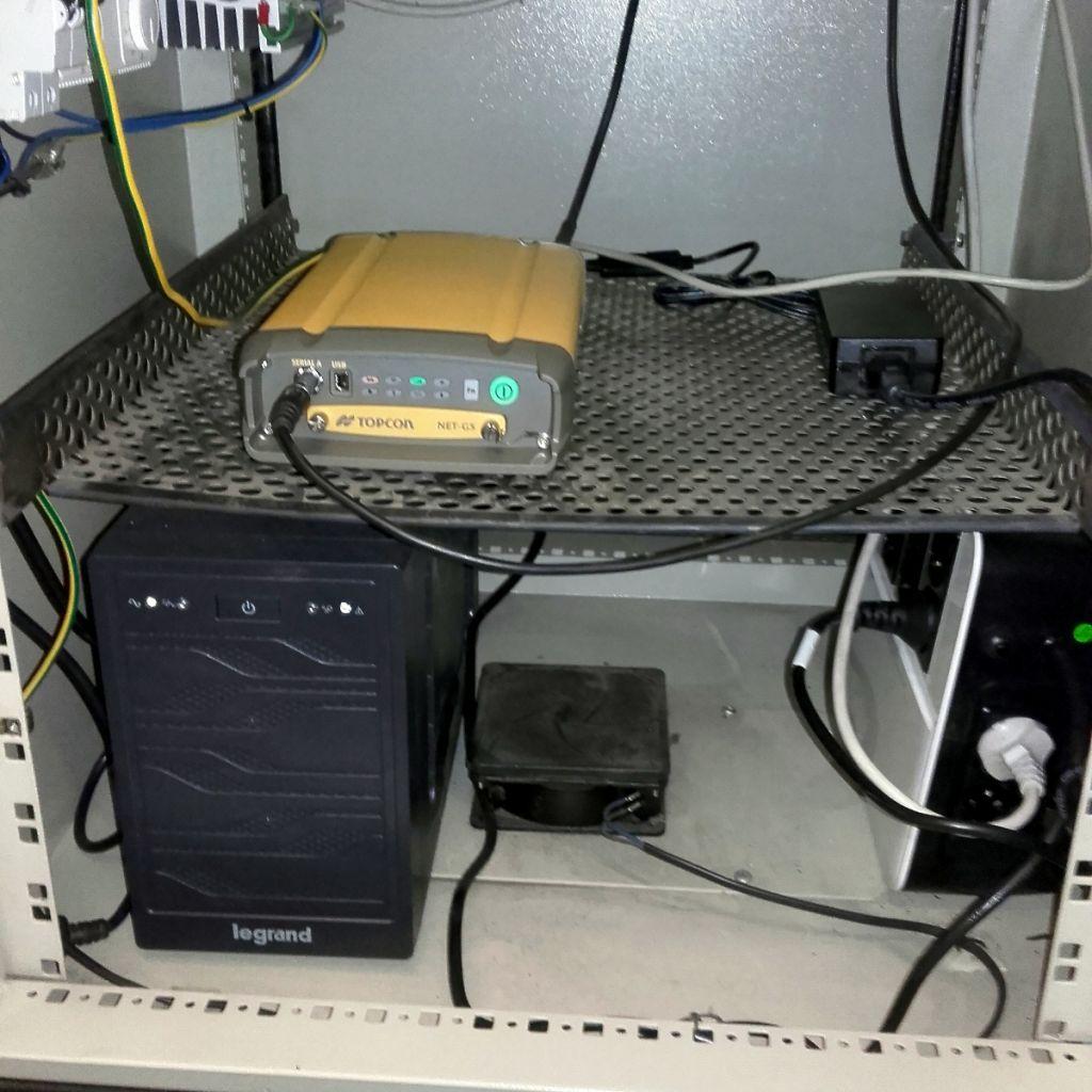 TOPCON NET-G5 receiver