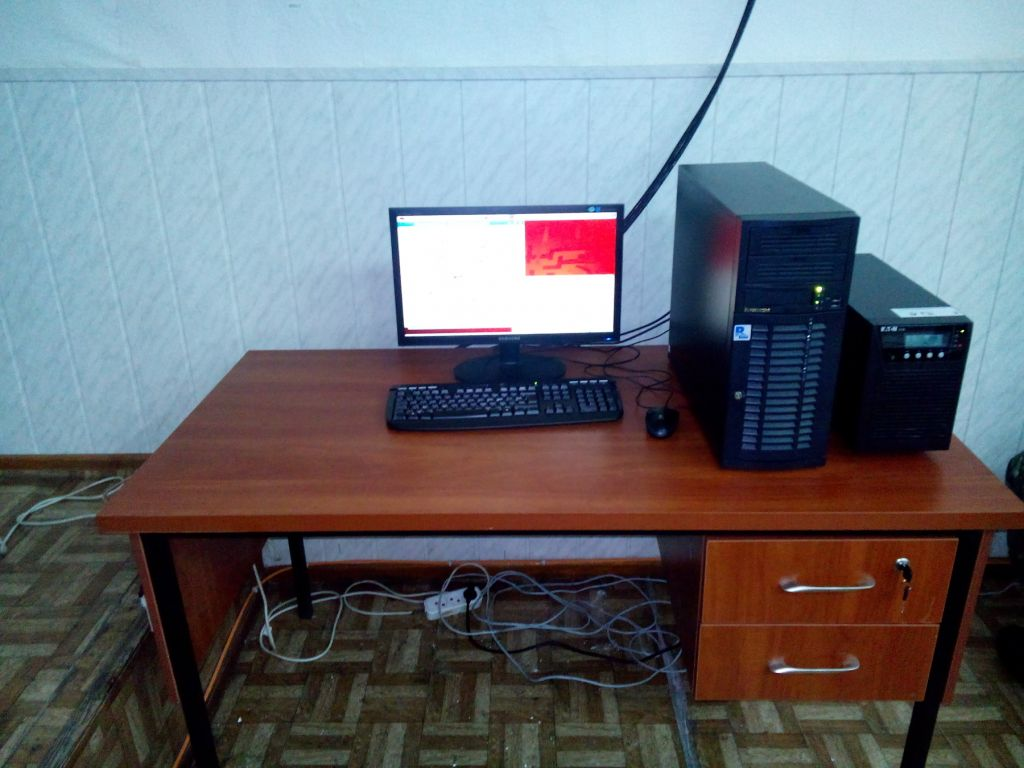 On-site PC.