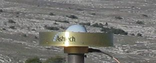 ASHTECH antenna.