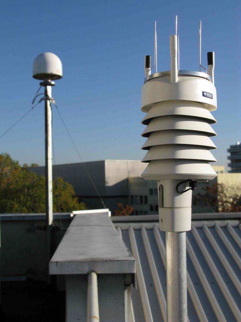 Vaisala WXTPTU sensor (East direction)