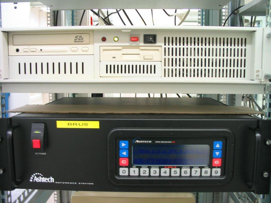 receiver ASHTECH Z-XII3T
