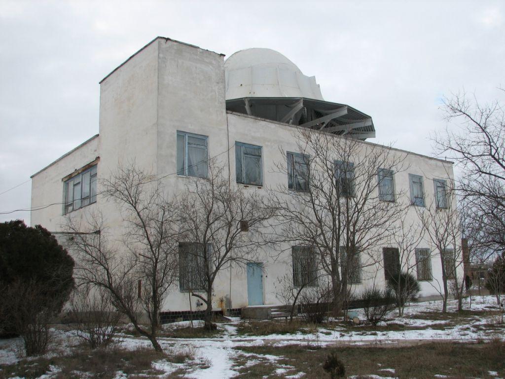 SLR station 1867 Evpatoria (DOMES number: 12344S001).