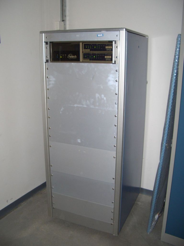 receiver rack in Power Plant.