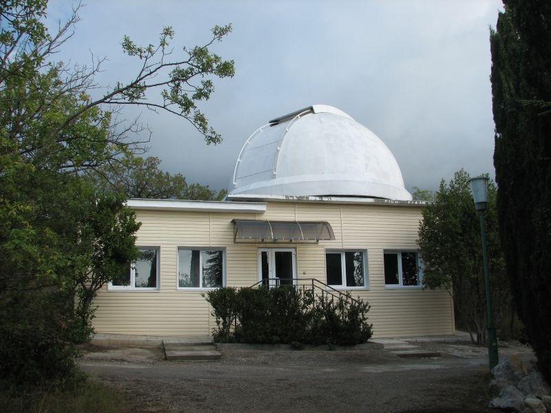 SLR station 1893 Katzively (DOMES number: 12337S006, ILRS Code: KTZL)