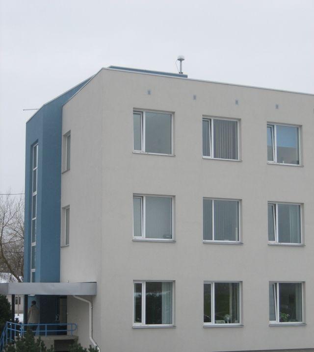 Saarte Road Office building in Kuressaare.