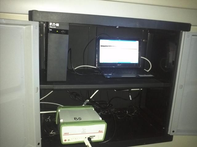 Rack and receiver
