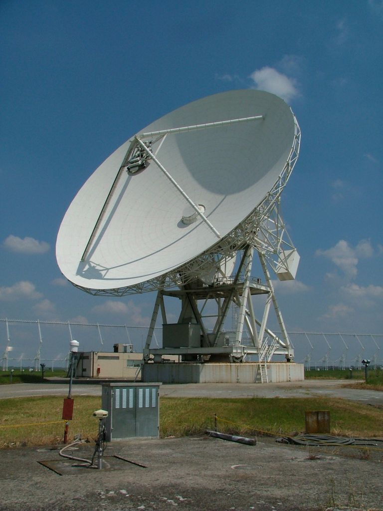 antenna, receiver and VLBI.
