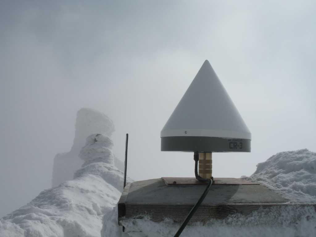 antenna TPSCR3_GGD with radome CONE