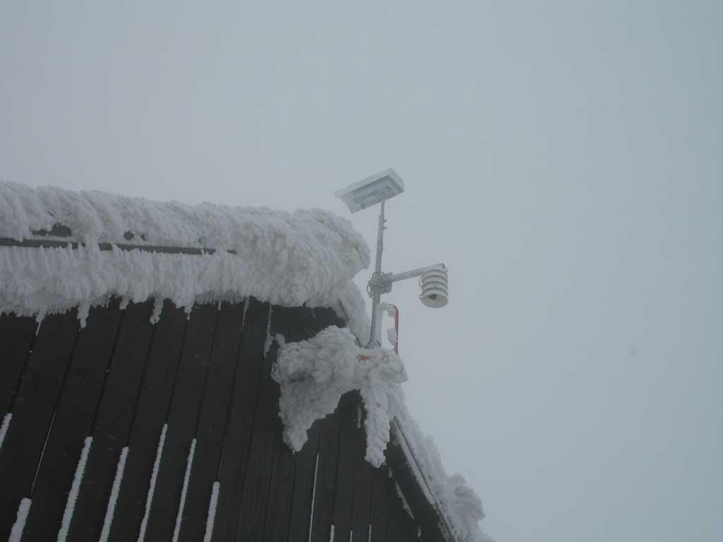 meteo sensors (air pressure, relative humidity and  temperature)