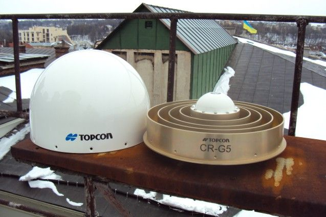 GNSS Antenna TPSCR.G5  TPSH