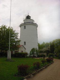 the Suurupi Lighthouse.