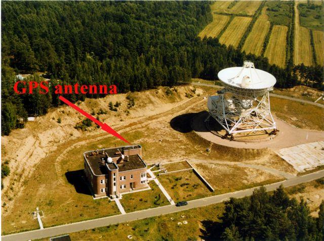 Svetloe Radio Astronomy Observatory common view.