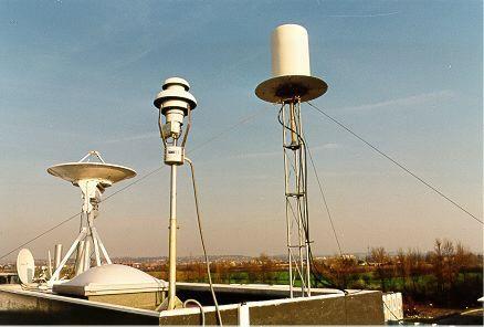 DORIS antenna (type ALCATEL) at Toulouse.