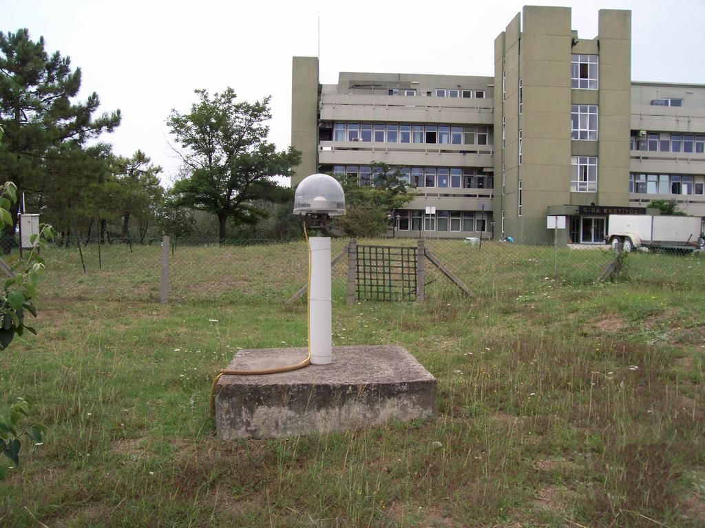 station located in the Gebze campus of TUBITAK.
