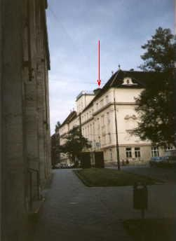 "Brno University of Technology - building ""B"" with Leica Choke Ring antenna"