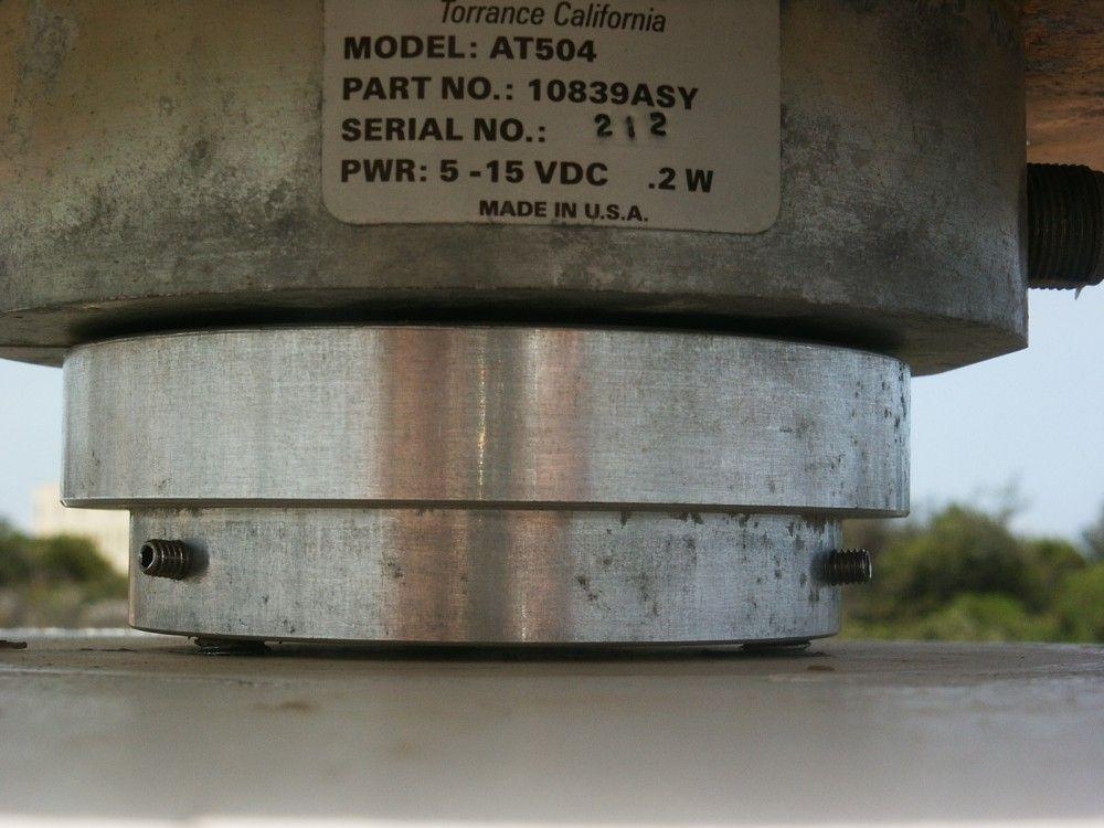 GPS antenna S/N.