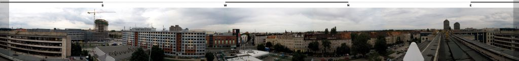 station panorama.