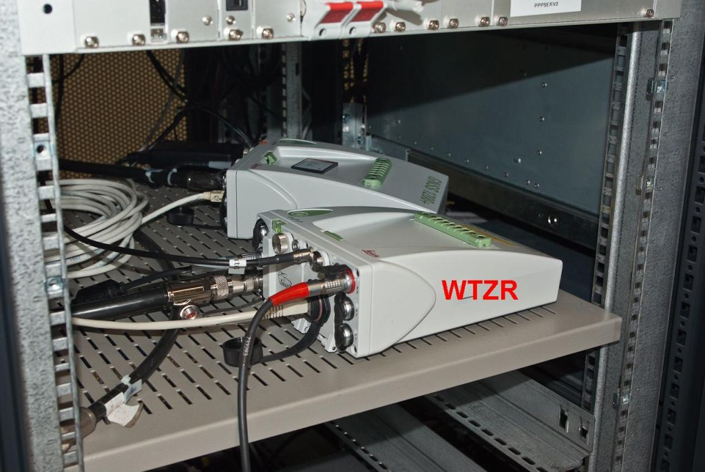 the WTZR receiver.