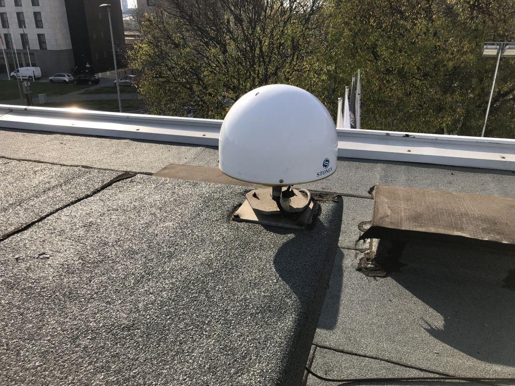 New STONEX STXSA1500 antenna with STXG radome