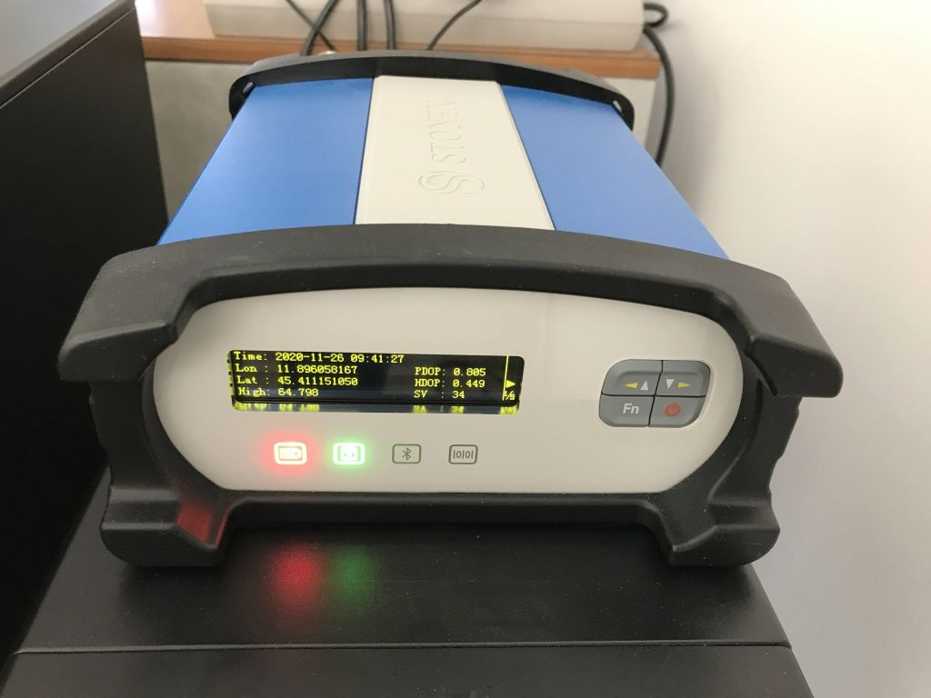 STONEX SC2200 receiver