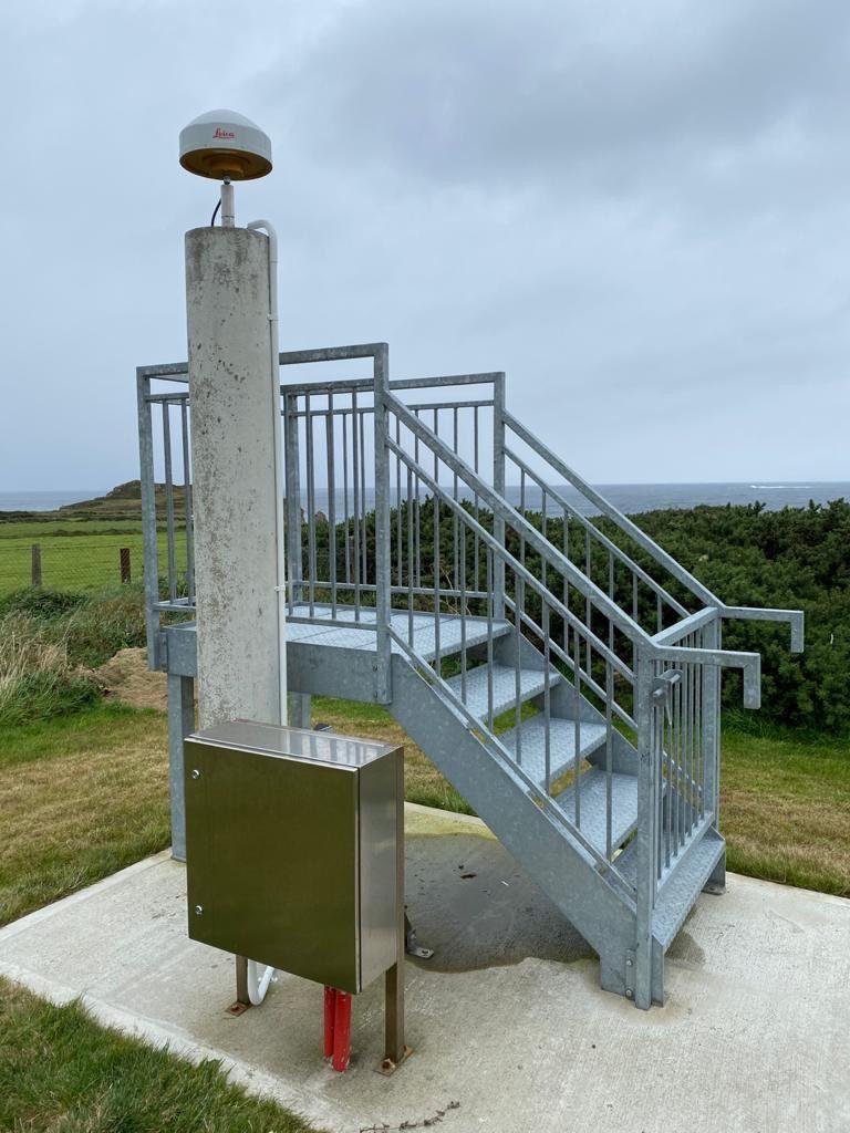 Station at Malin Head Ireland.