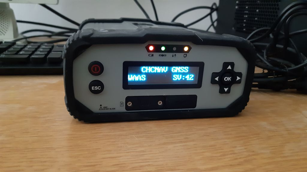 CHCNAV P5E receiver of BME1